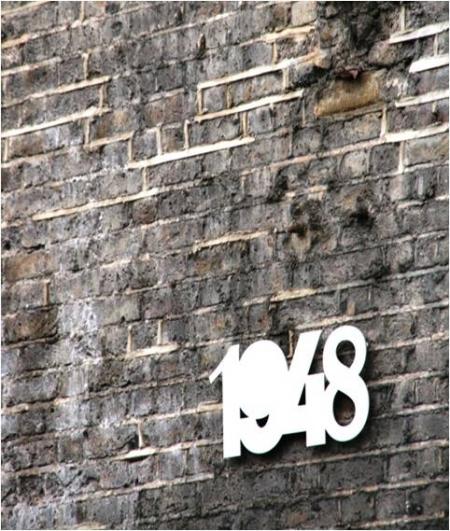1948 - Bateman's Row