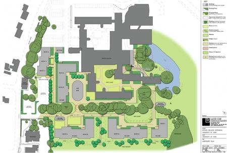 Canterbury - Keynes College