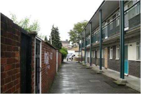 Chrisp Street