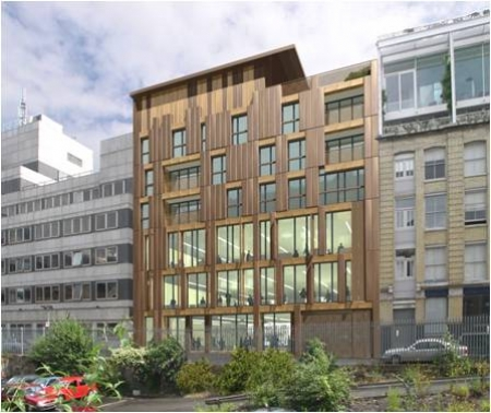 Paul Street Office Resi